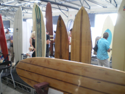 More Old Surfboards