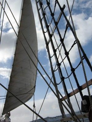 Fore staysail